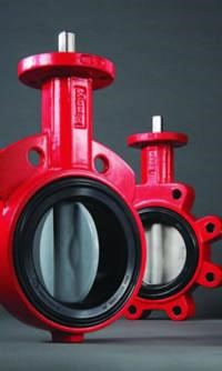 Butterfly Valve BVW Series